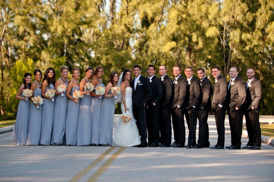 Dessy Platinum Bridesmaid Dresses