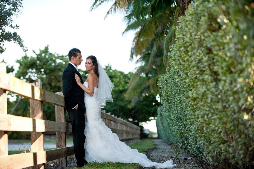San Patrick Canela Wedding Dress