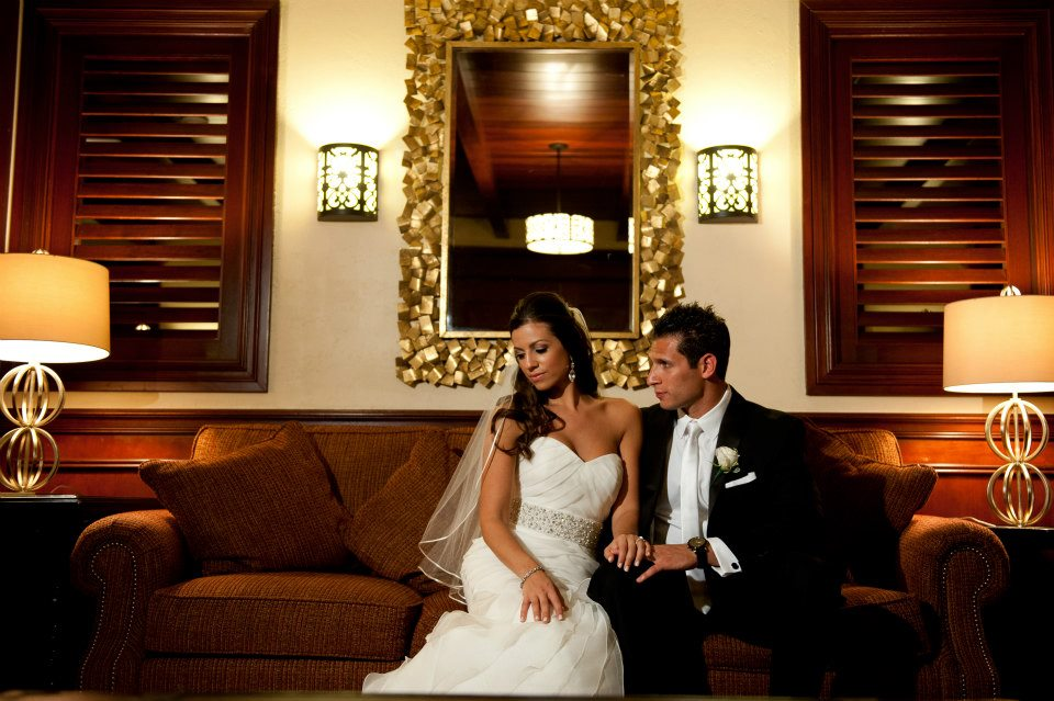 Hollywood Beach Marriott Wedding