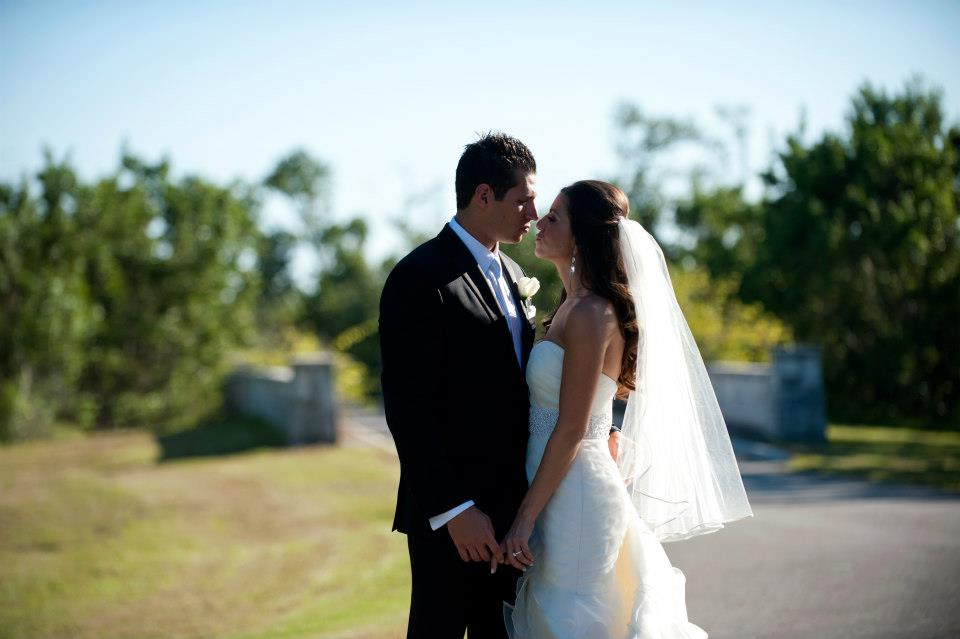 Sunflowers and Stilettos wedding