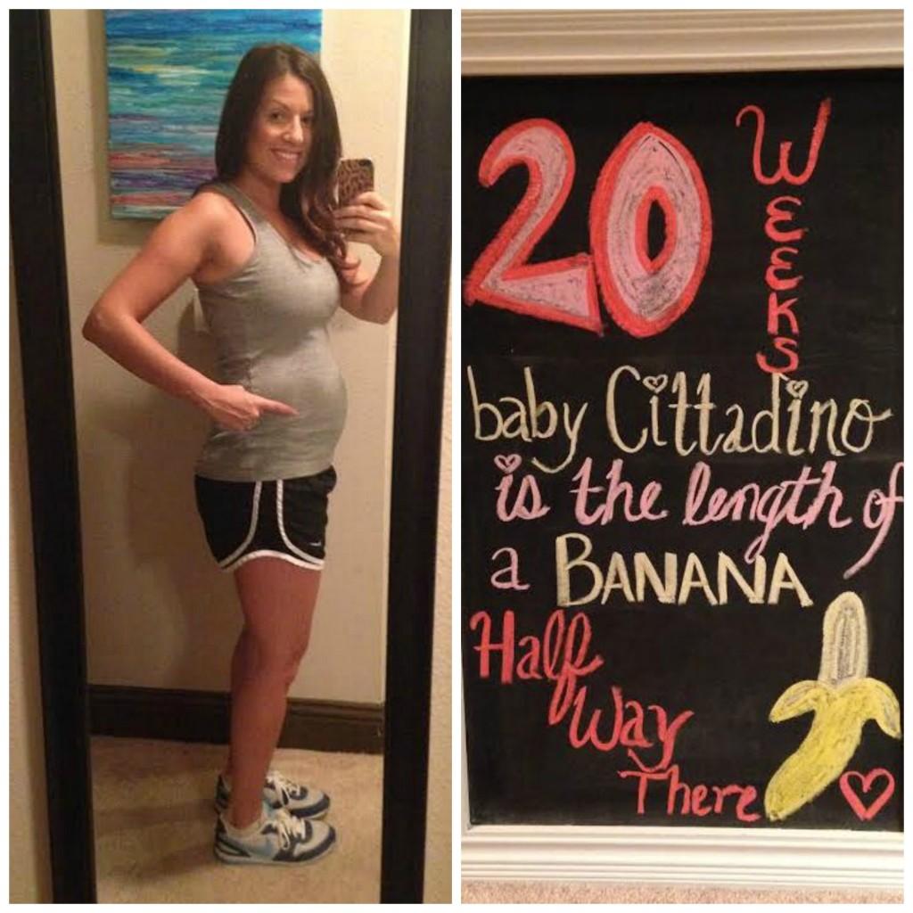 20 weeks Pregnancy Update