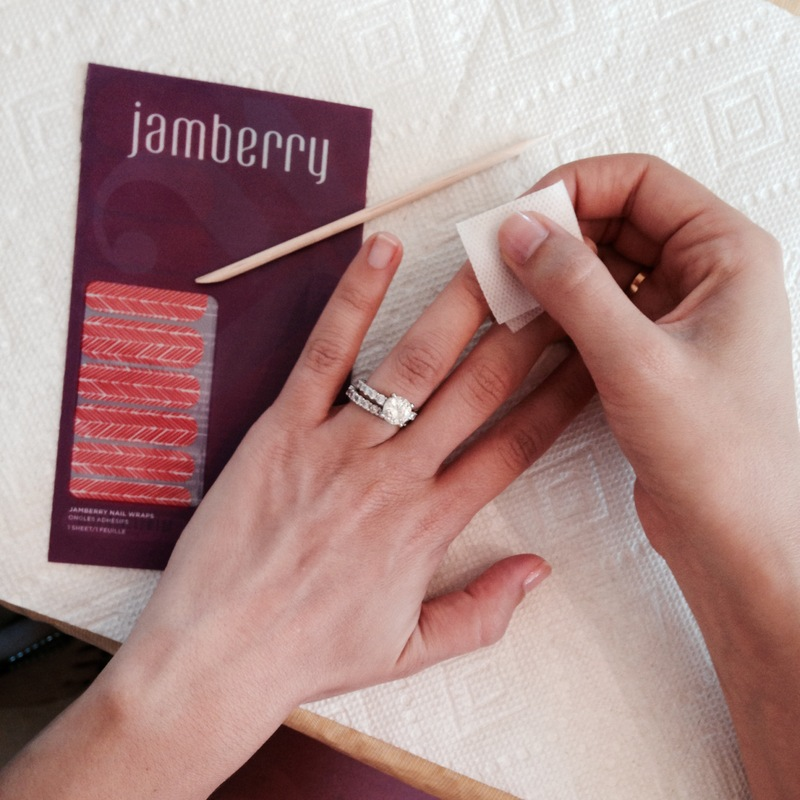 Jamberry Nail Wraps - Sunflowers and Stilettos