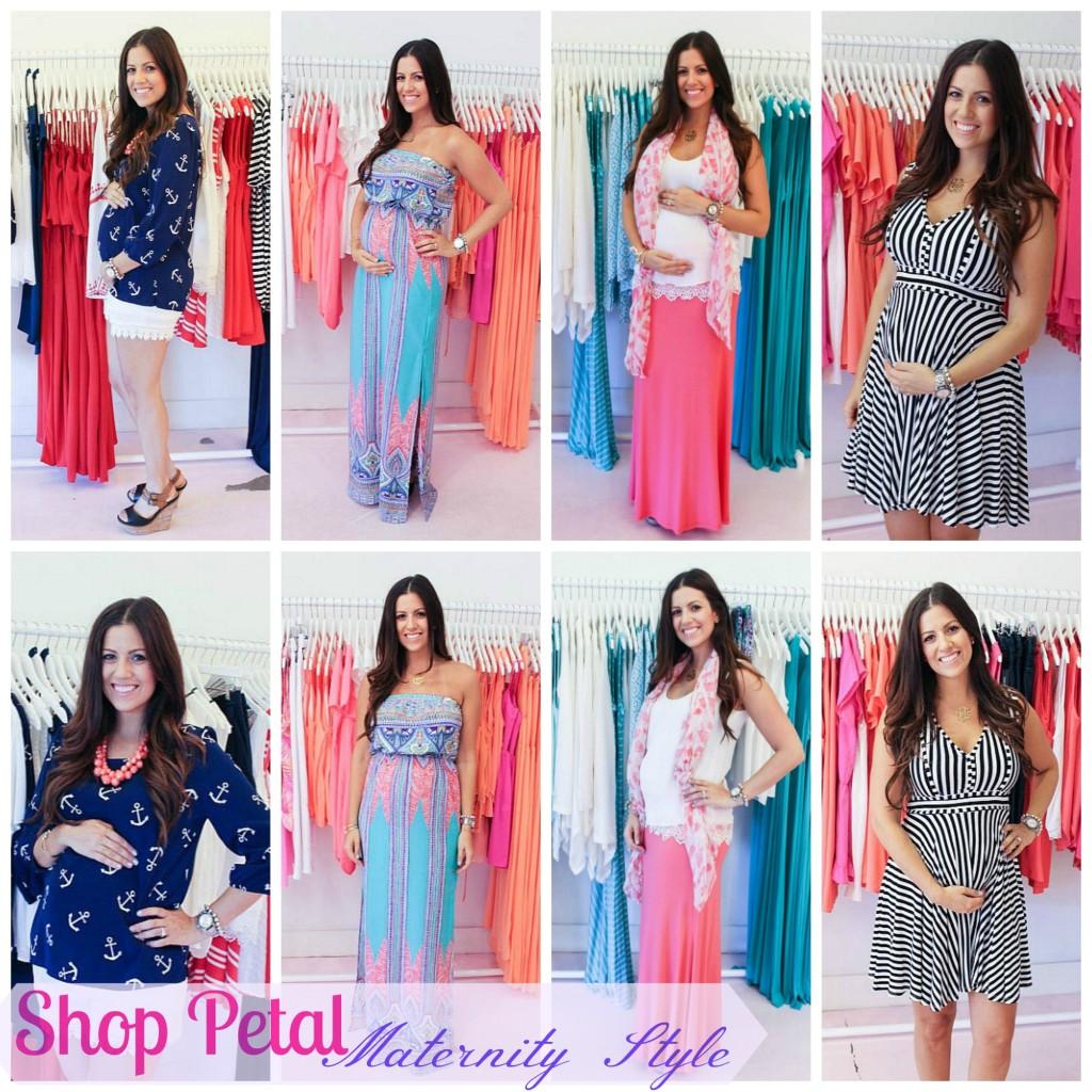 Shop Petal Maternity Style