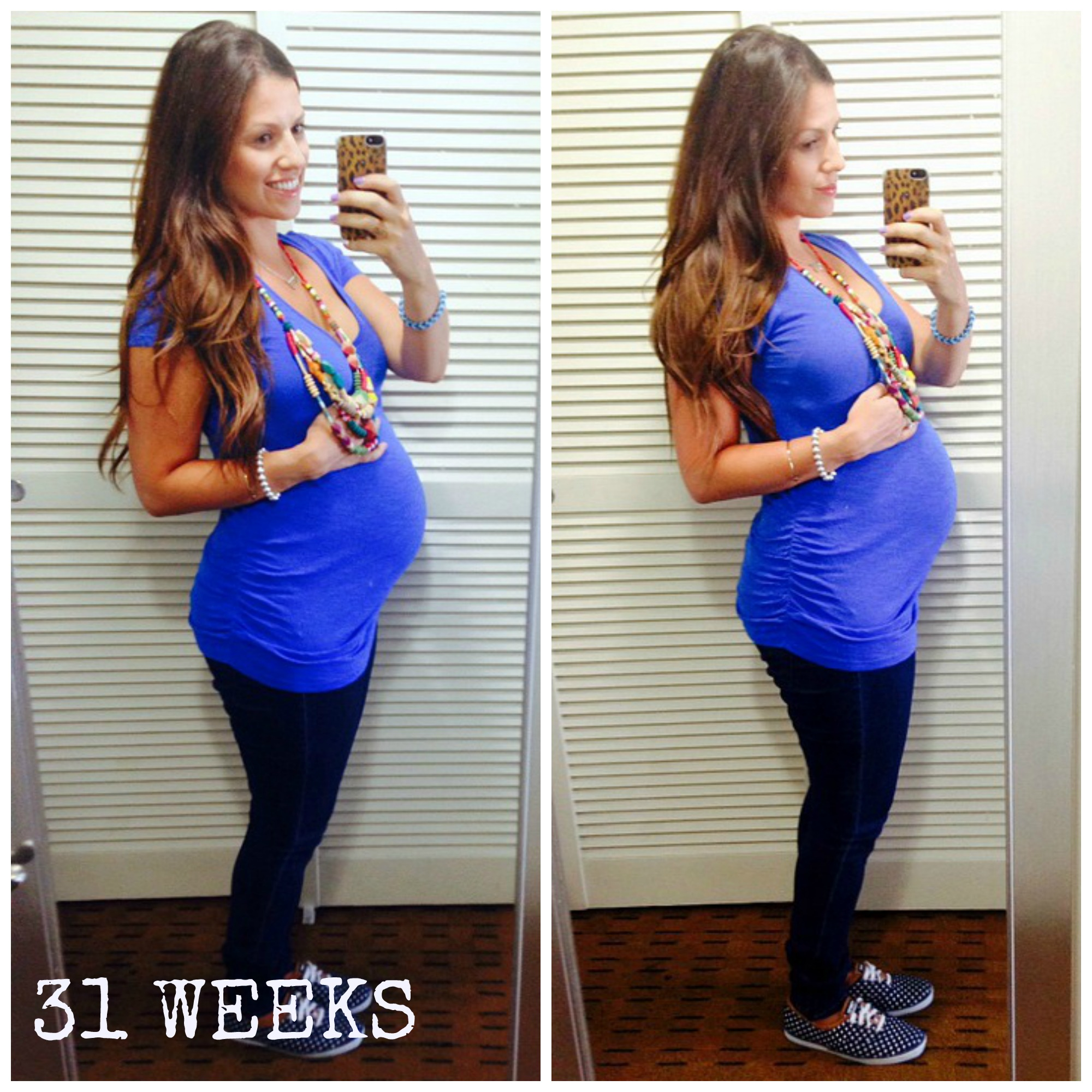 Sharp Constant Period-like Cramping at 31 weeks - The Bump