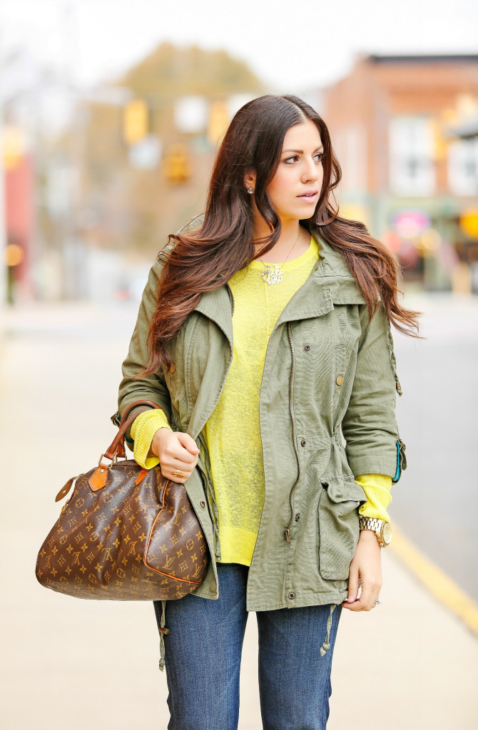 What to wear with a Utility Jacket
