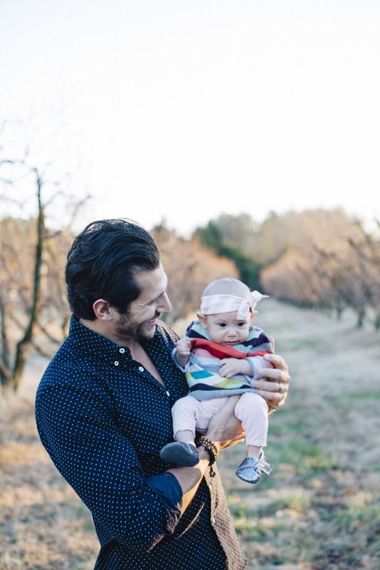 Family holiday photos by Ariana Clare photography