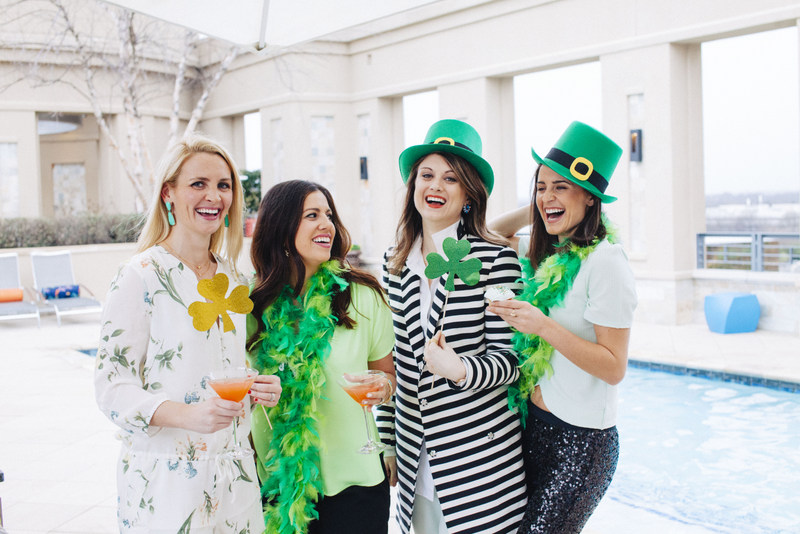 St. Patrick's Day outfit ideas