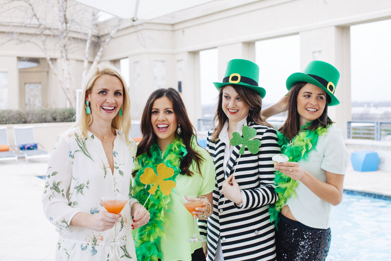 St. Patrick's Day Themed Party ideas