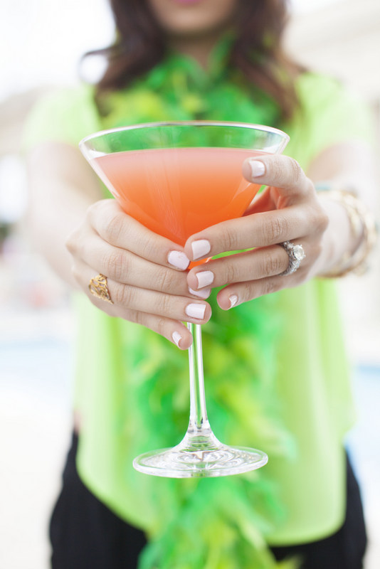 Grapefruit Sparkler drink recipe