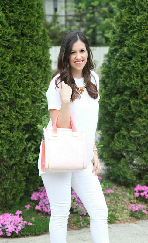 White on White Outfit Inspo