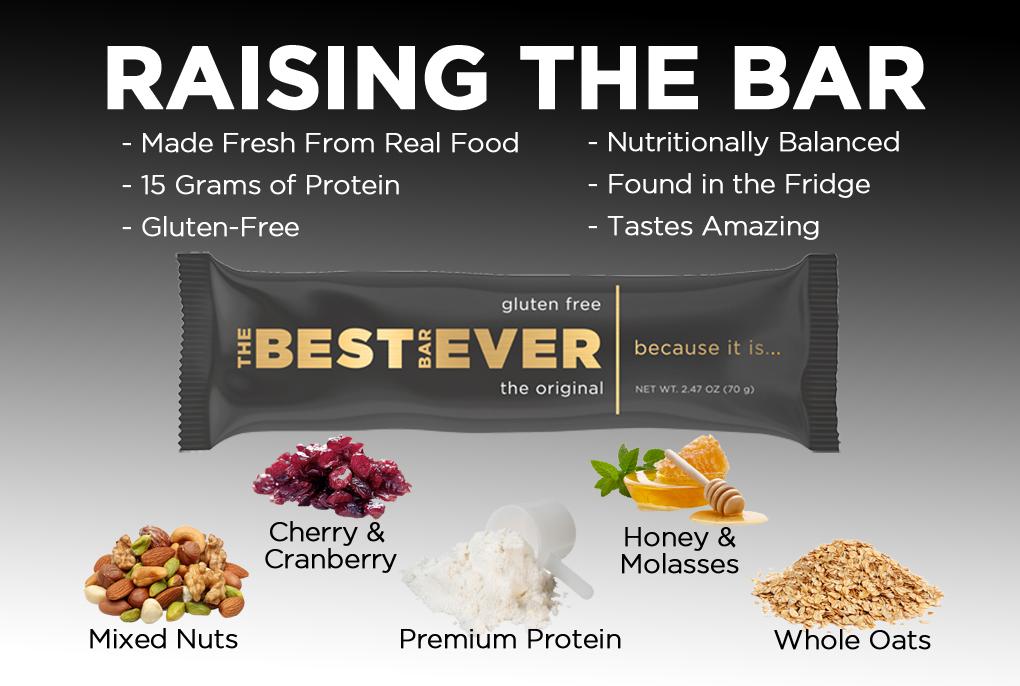 Best Bar Ever Protein Bar