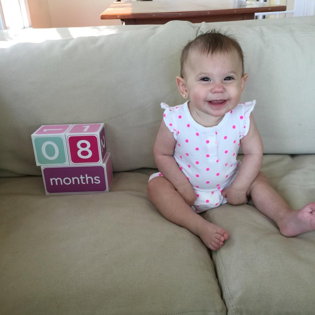 Harley Liv 8 months old