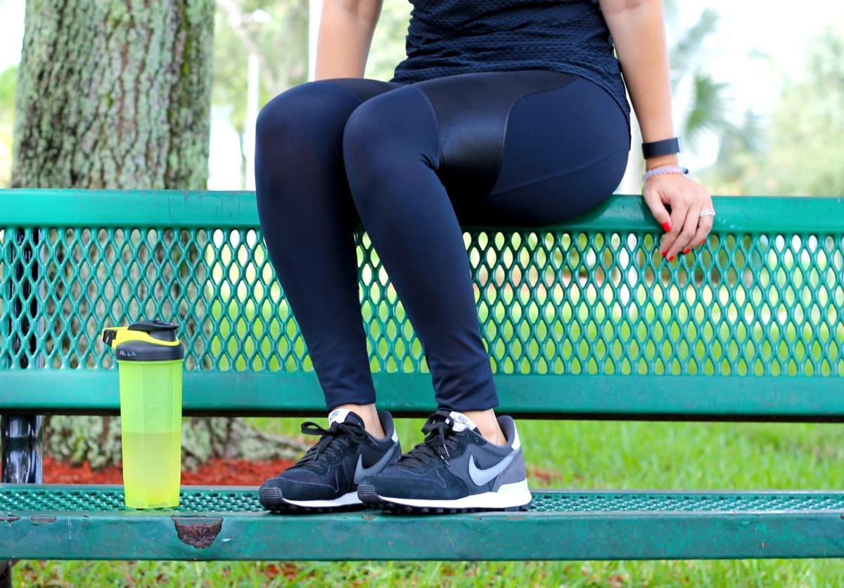 best activewear, nike internationalist sneakers