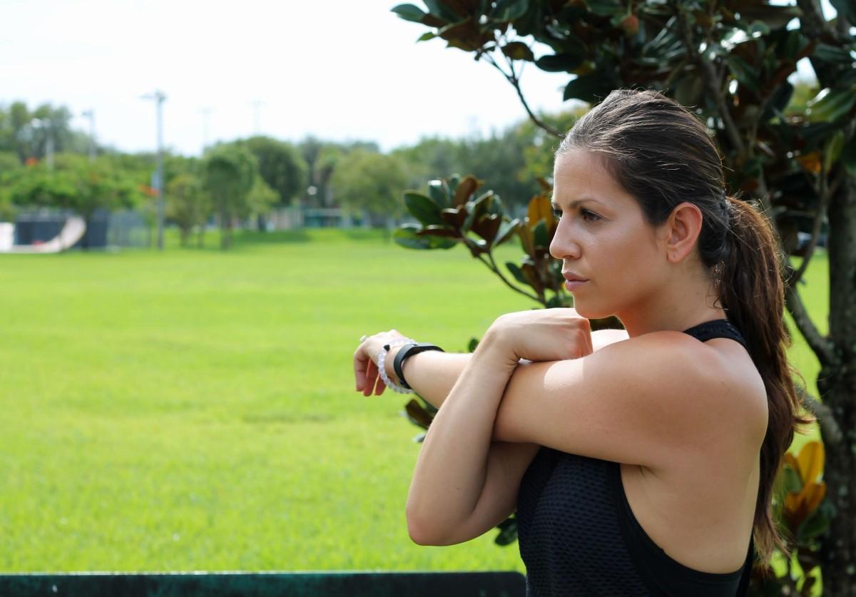 Jaime Cittadino, Sunflowers and Stilettos, Fitness blog