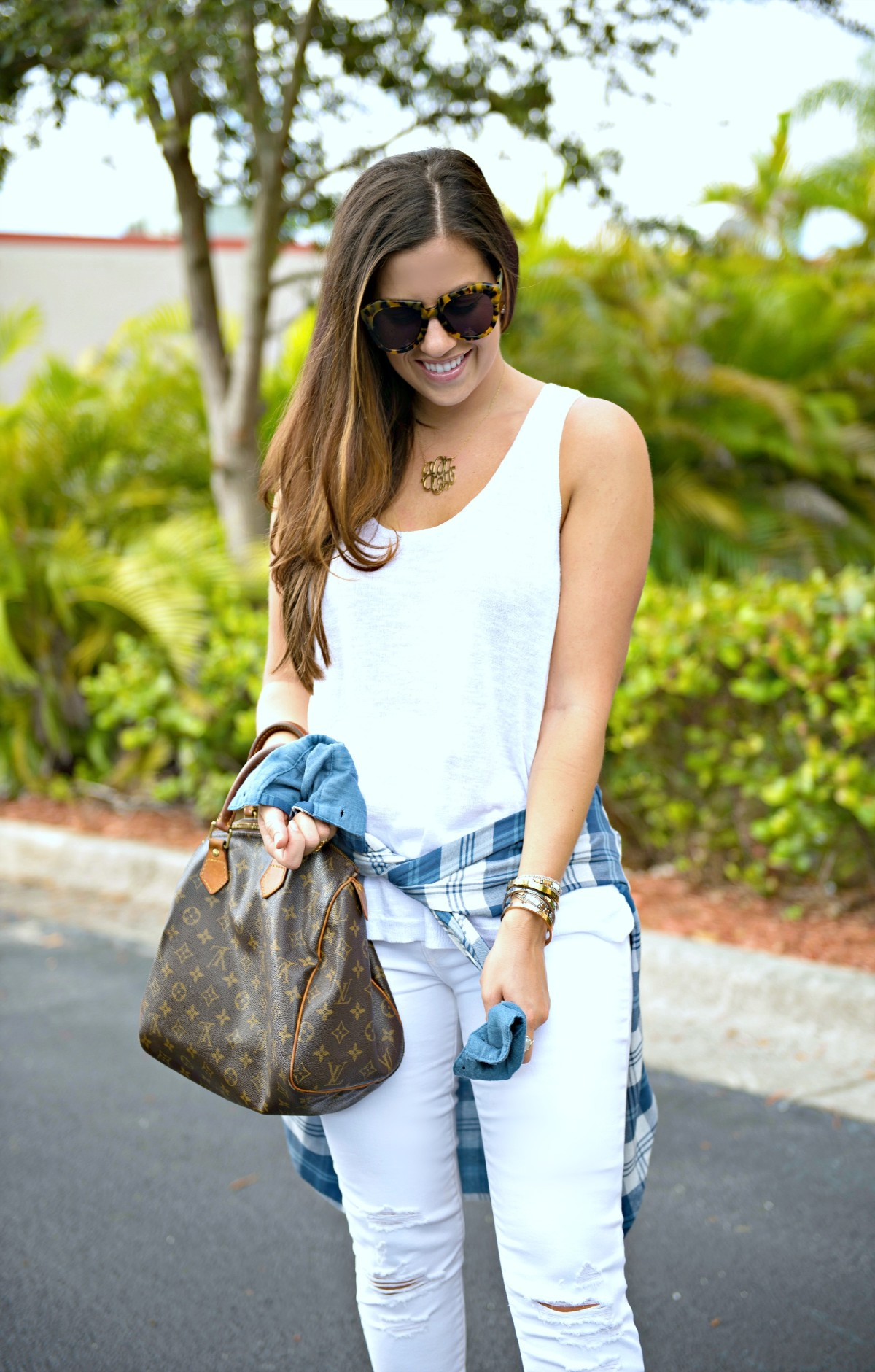 Florida blogger, Jaime Cittadino, Florida style for Fall, Sunflowers and Stilettos