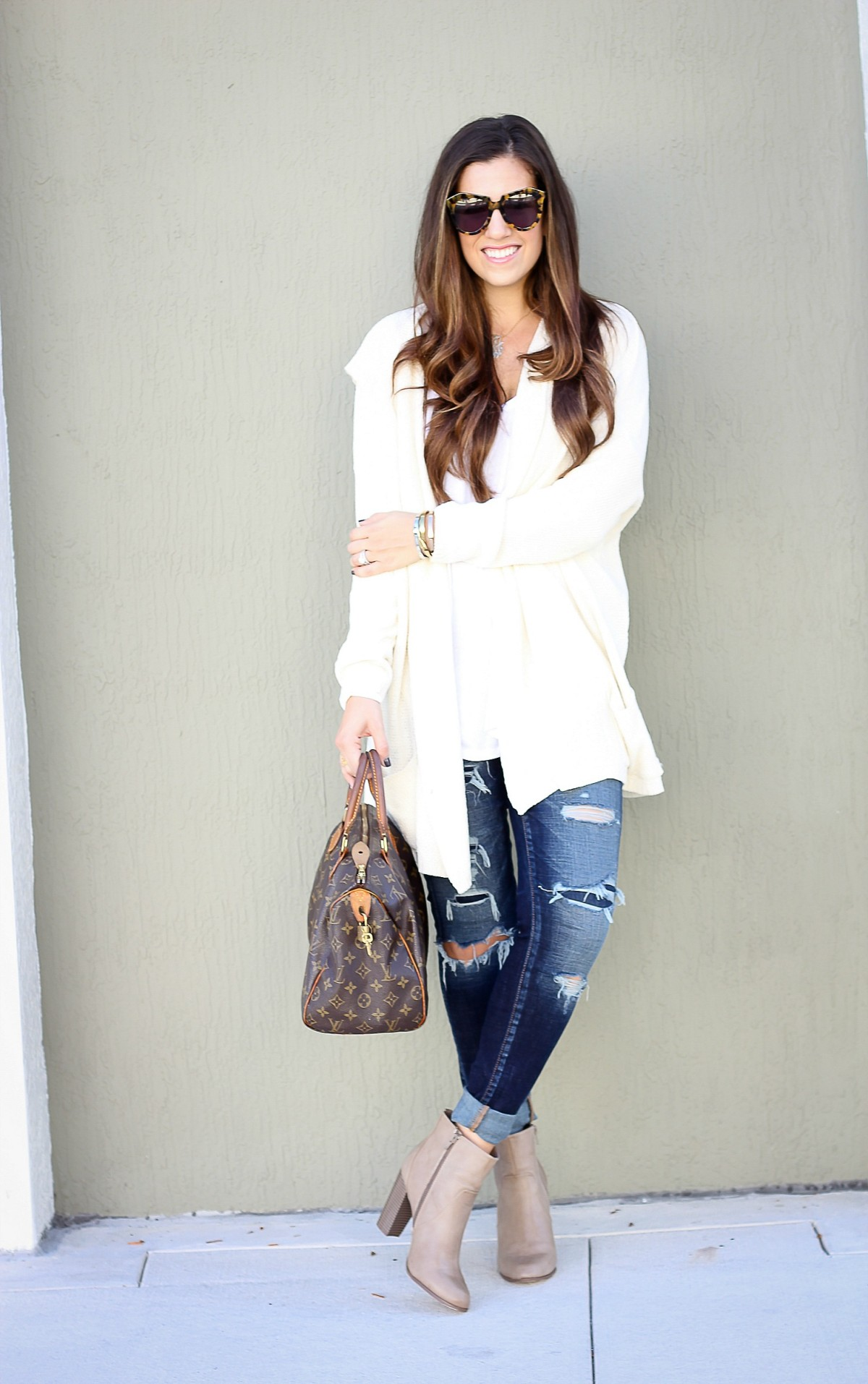cozy chic style, Jaime Cittadino, Florida Fashion Blogger