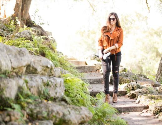 Jaime Cittadino, Fashion Blogger, Street Style Fall Fashion Inspo
