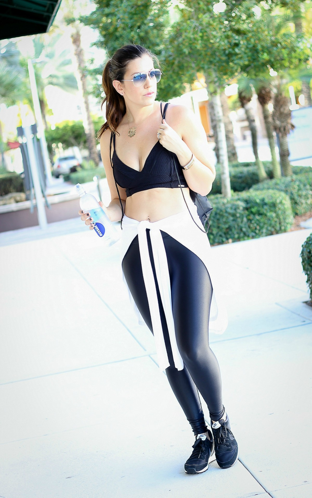 cute workout clothes, bandier, gym to street clothes
