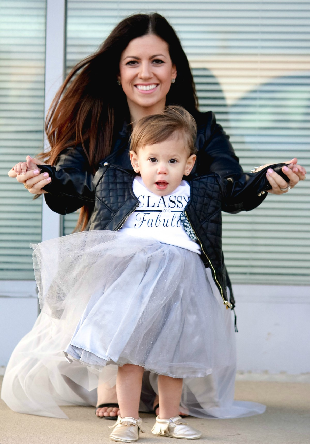 Two of A Kind Apparel, Mommy and Me Chanel tees