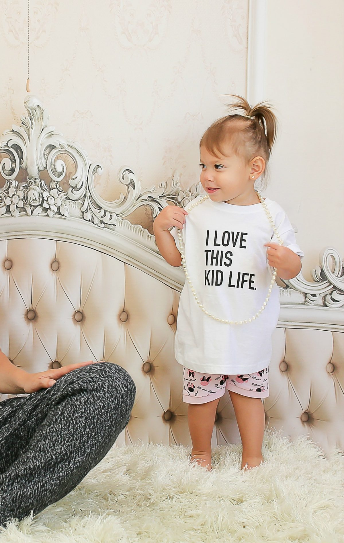 Live Styled shop mom kid tee etsy