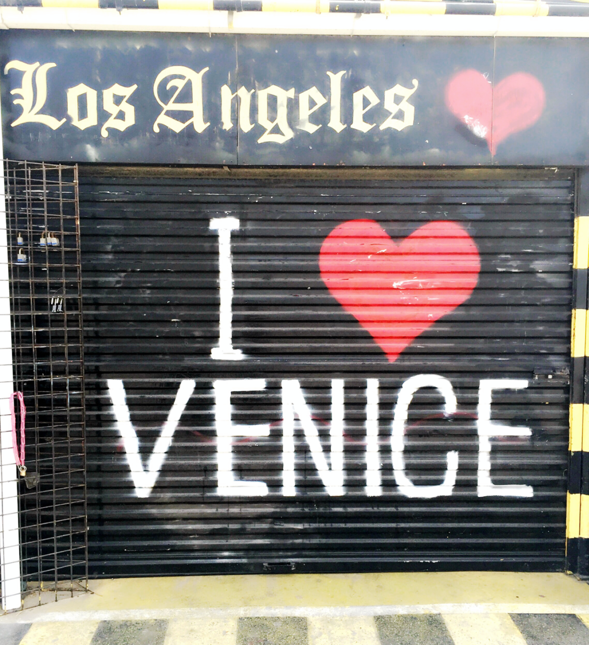 venice beach boardwalk, Los Angeles Travel Guide