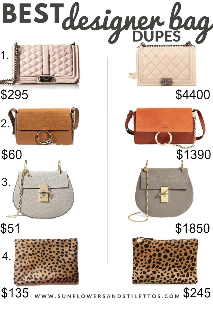 Save vs Splurge designer bags