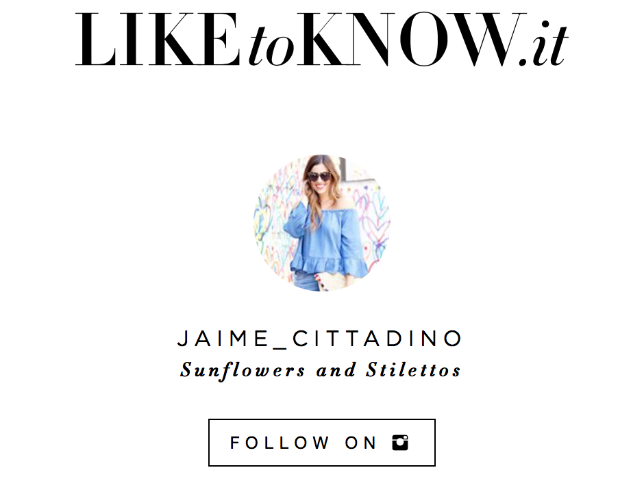 LIKEtoKNOW.it @Jaime_Cittadino