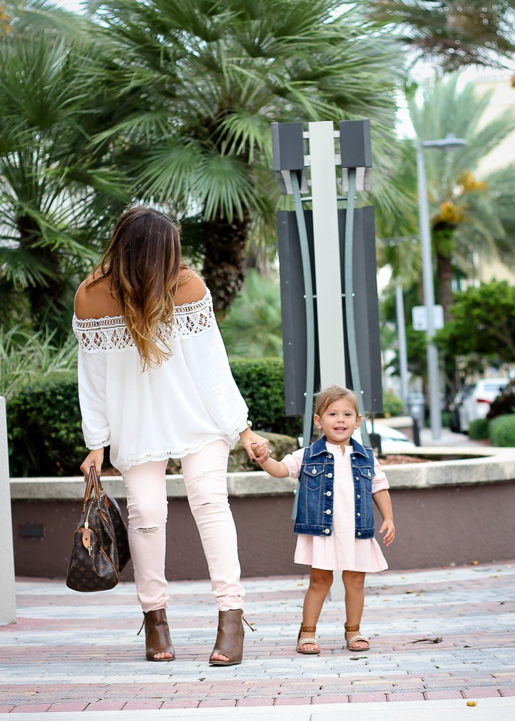 Summer to Fall transitional clothes