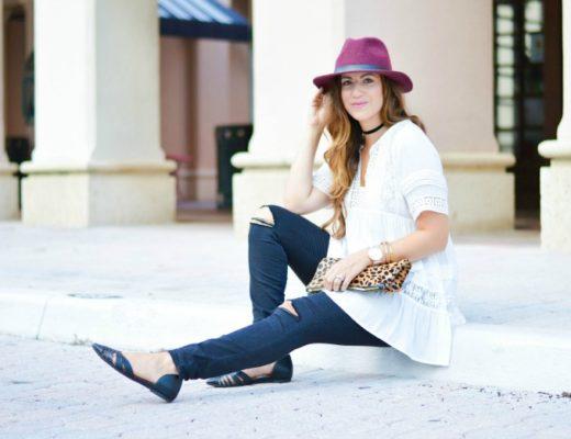 Jaime Cittadino of Sunflowers and Stilettos fashion and beauty blog
