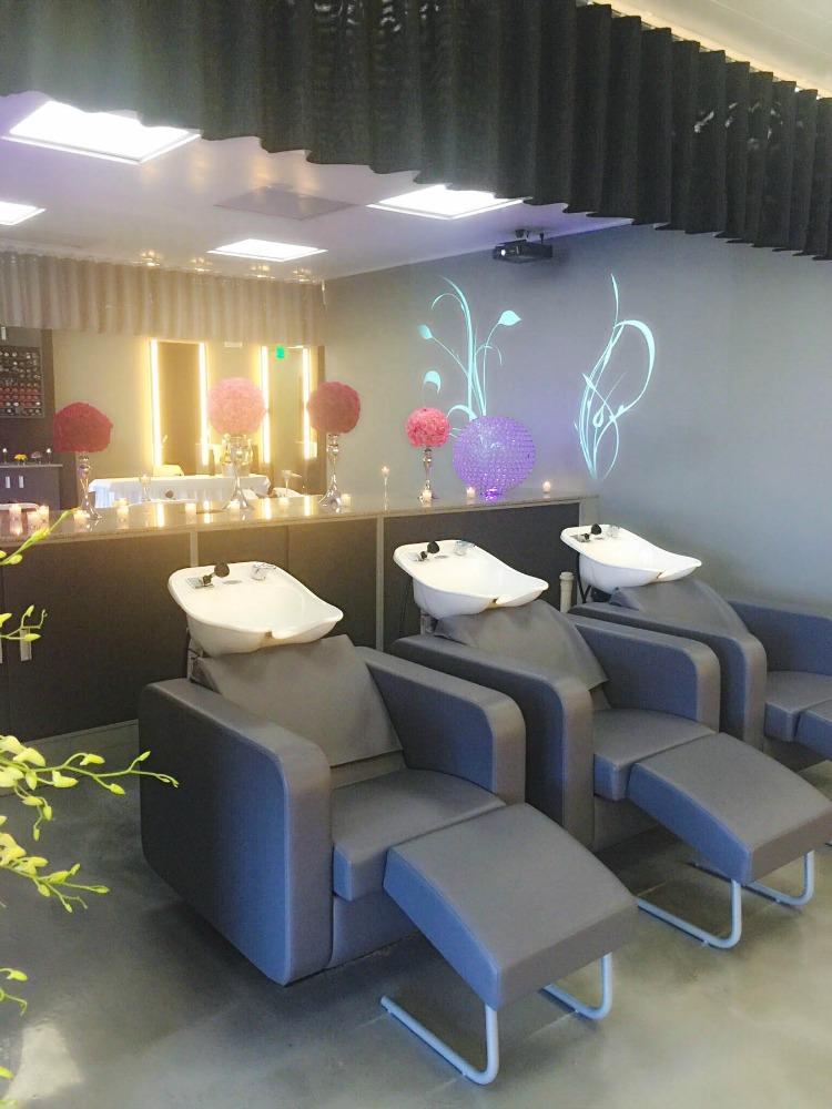 Ouidad salon in Fort Lauderdale, Florida