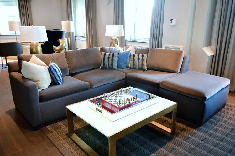 Boston Park Plaza Presidential Suite review
