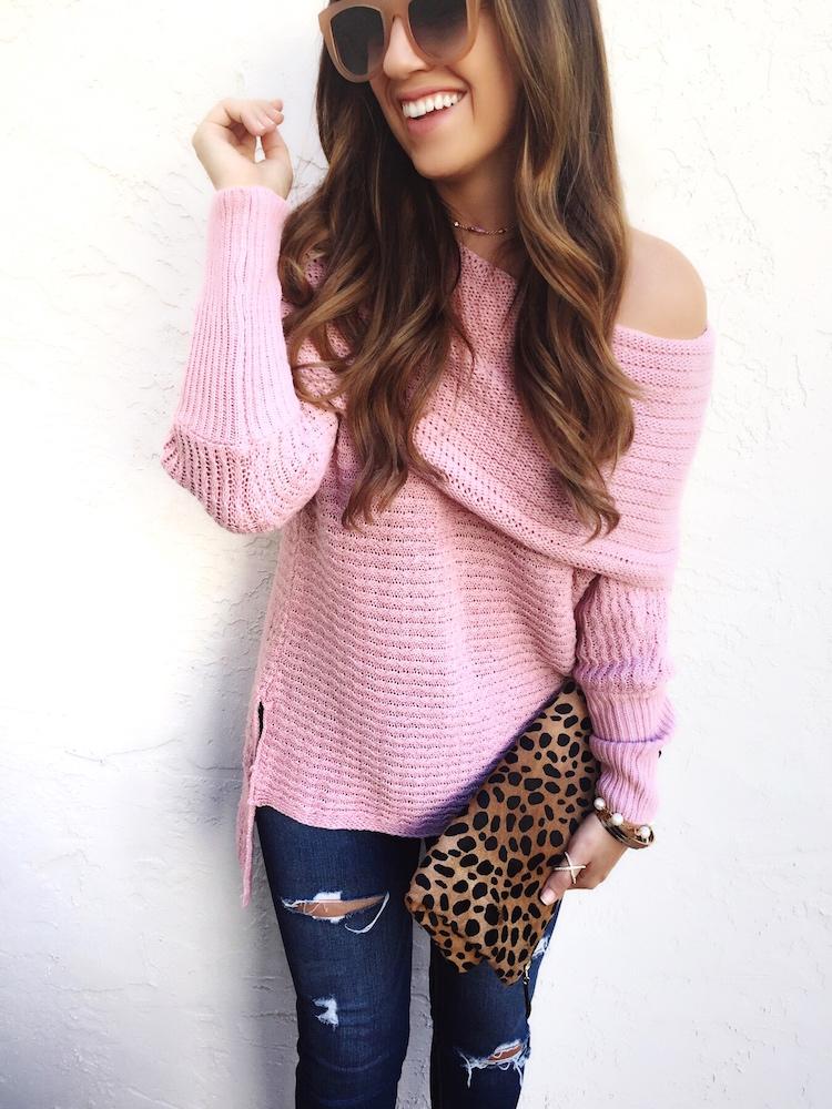 goodnight-macaroon sadie sweater