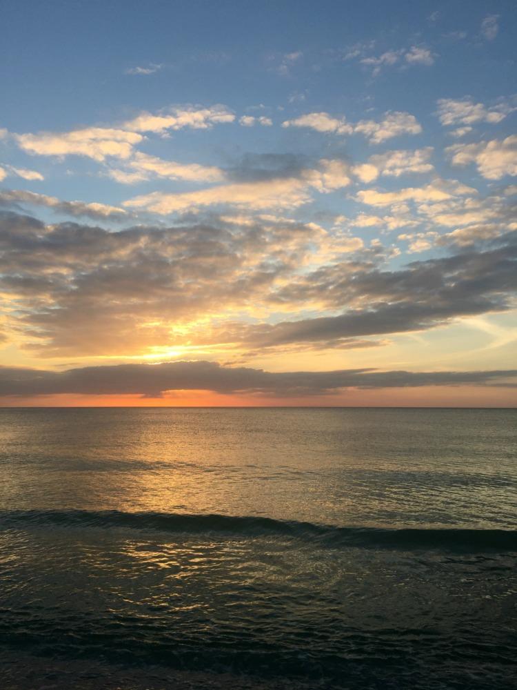 Marco Island sunset, Marco Island beach