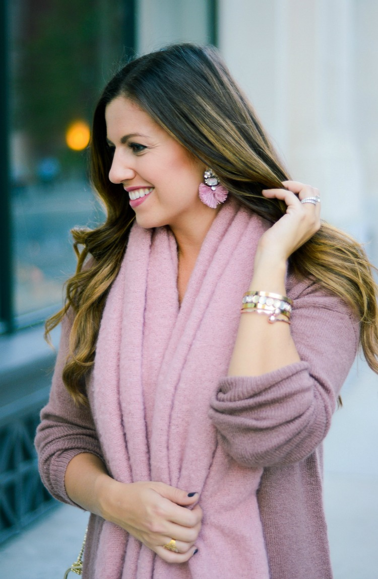 551 ReviewWrite a Review Write a review for a chance to win a $500 gift card. See details. FacebookSharePin It+ More close popover TwitterTweetg+Share BaubleBar 'Flamenco' Drop Earrings worn by style blogger, Jaime Cittadino of Sunflowers and Stilettos
