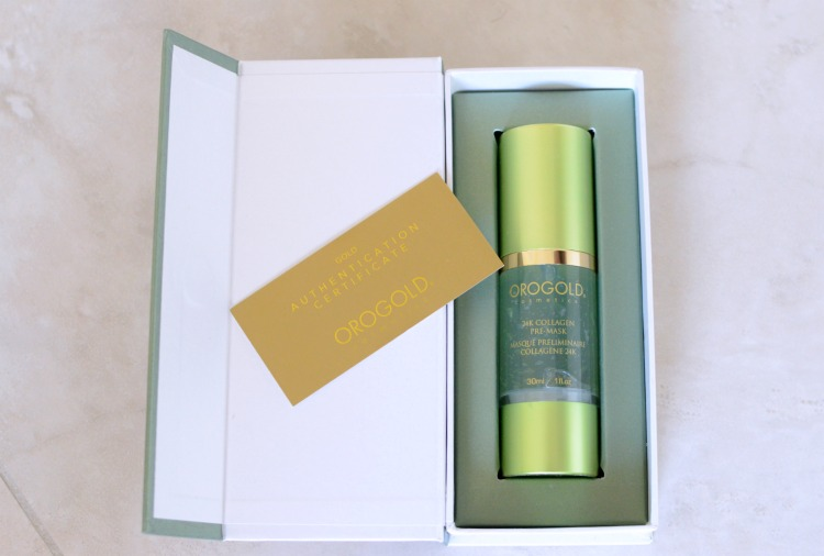 Orogold Cosmetics 24K Collagen