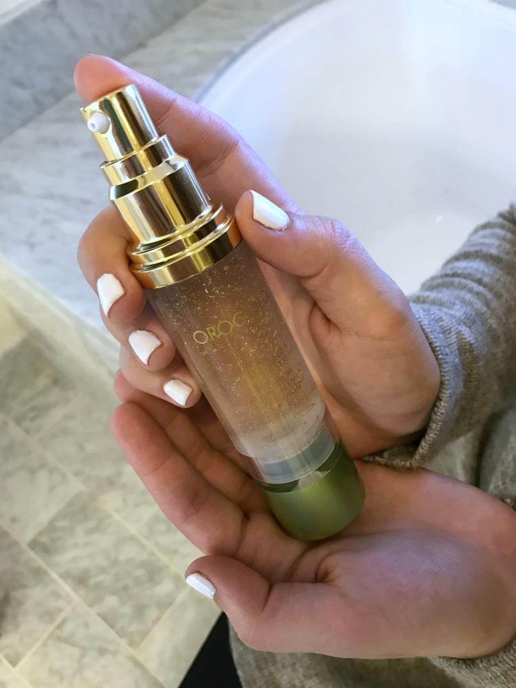 Orogold Cosmetics 24K Collagen Serum review