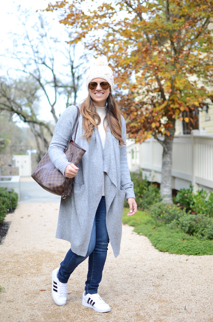 What to wear in Sonoma California, Casual Comfy Chic