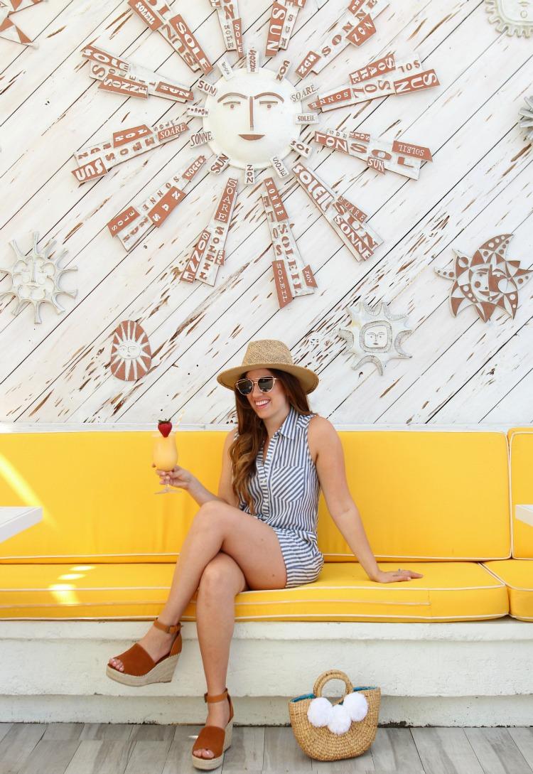 EAU Palm Beach, Travel Blogger Jaime Cittadino, Sunflowers and Stilettos blog