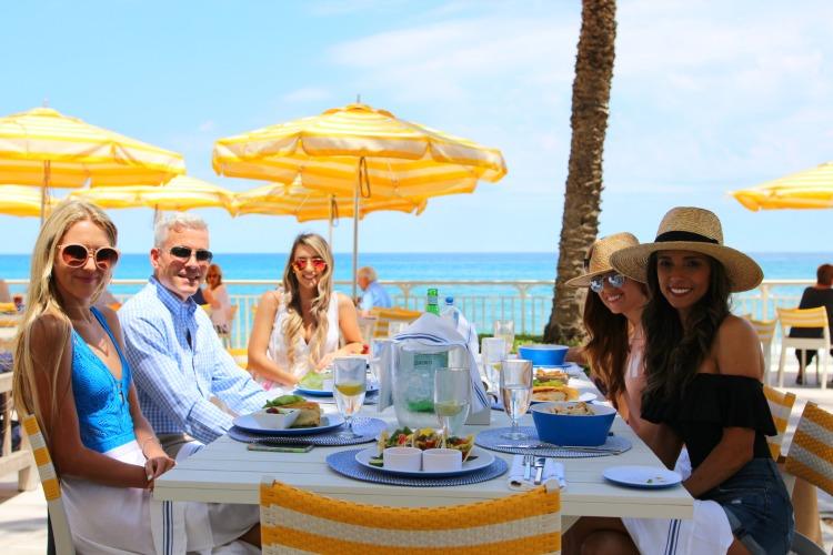 EAU Palm Beach restaurant