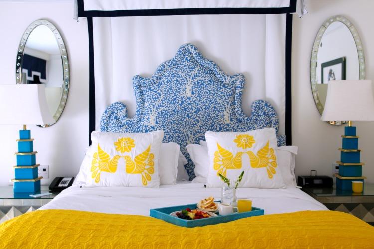 Eau Palm Beach Resort guest room