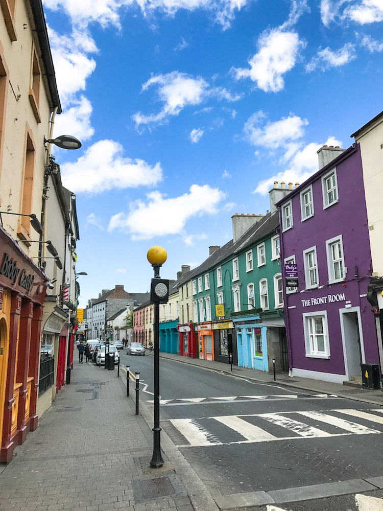 Kilkenny Town in Ireland review