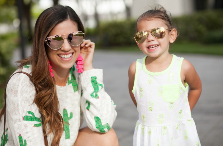 Mommy and Me Fashion, Mommy and Me Summer Style