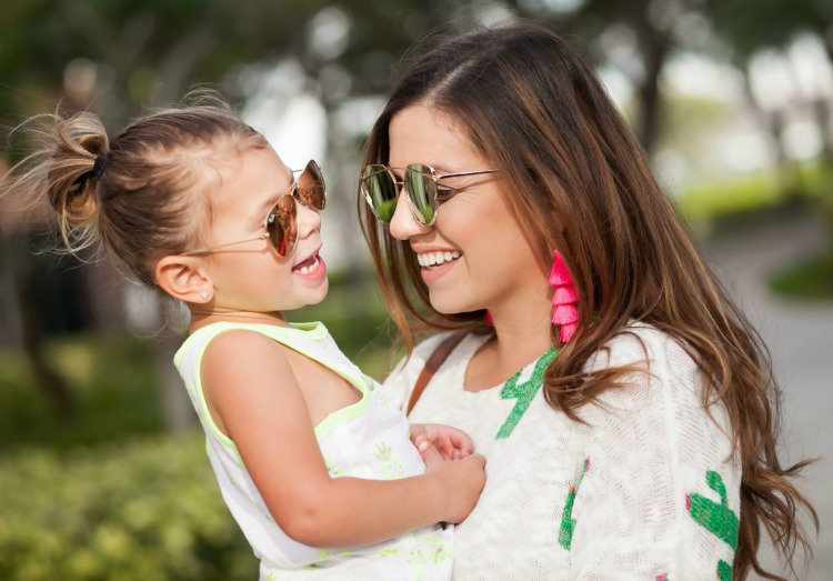 Mommy and Me Summer Style