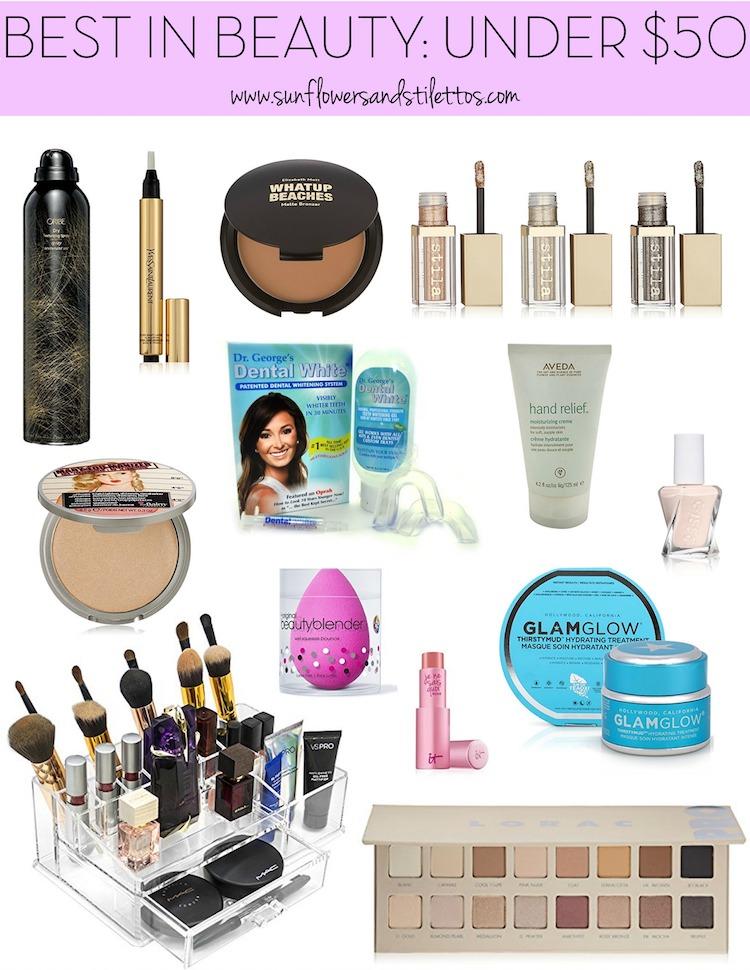Amazon Best In Beauty Under $50