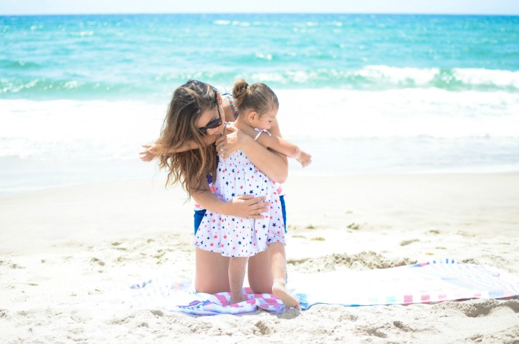 Mommy and Me Old Navy, Mommy and Me Beach