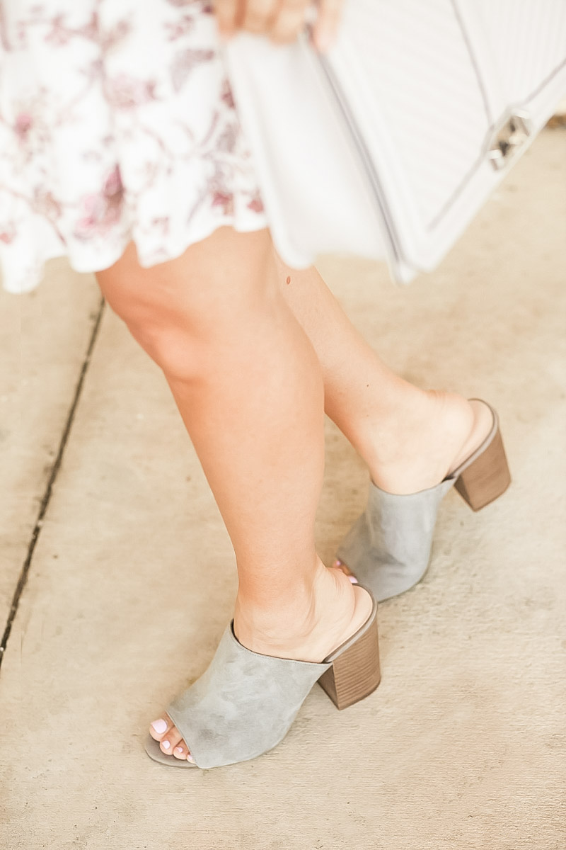 Grey Slides, Grey Mules
