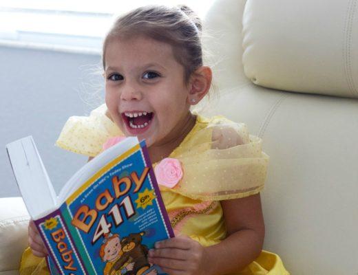 Amazon Baby Registry_ Baby 411 Book
