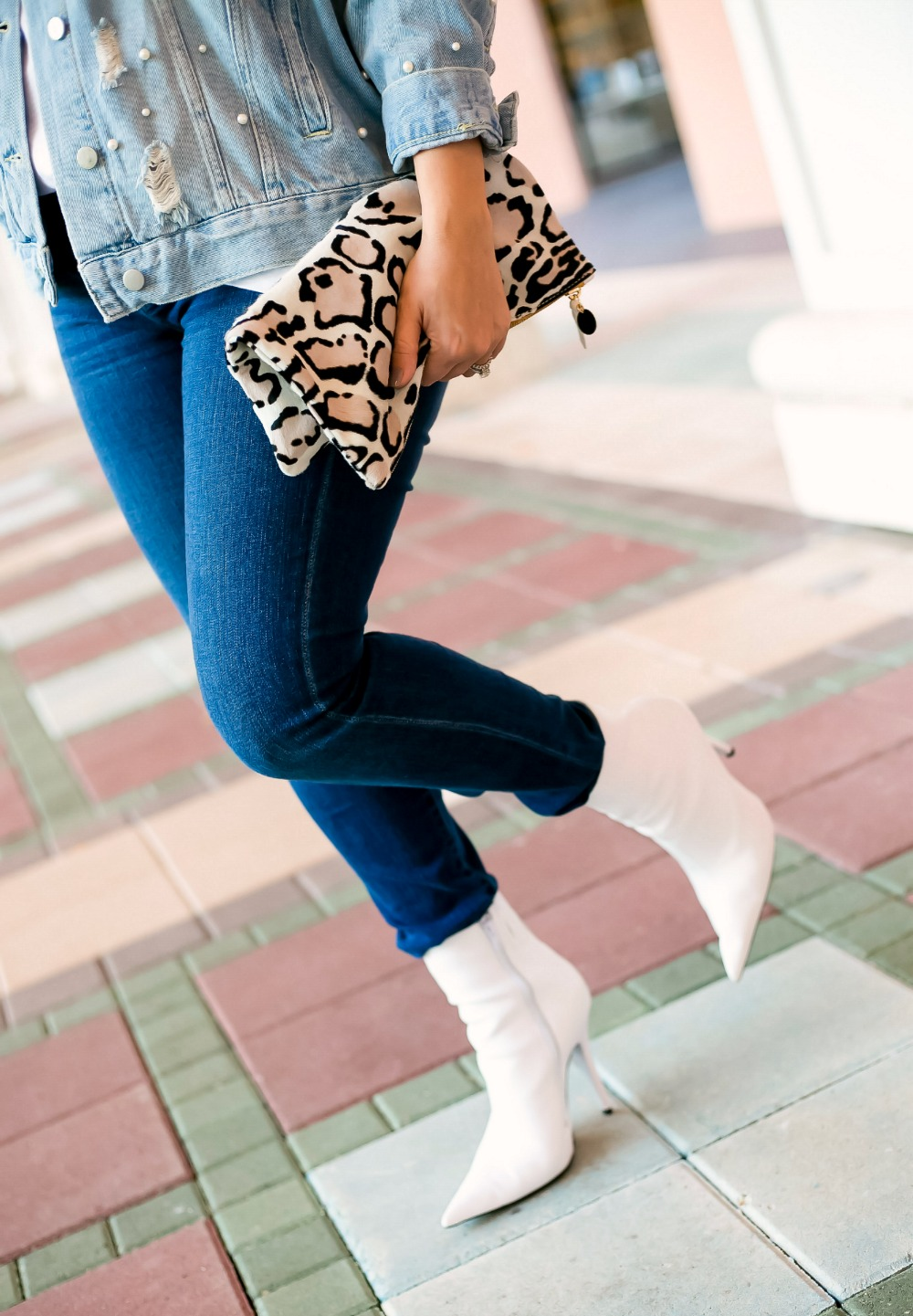 White Booties for Fall _ Trending White Boots