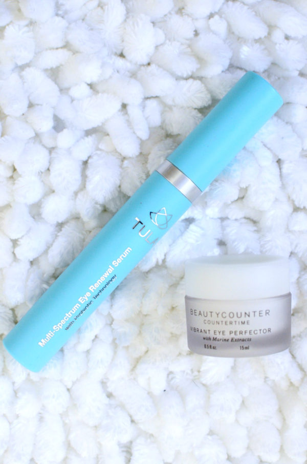 best eye serum _ Tula eye cream _ Beauty Counter Eye Cream
