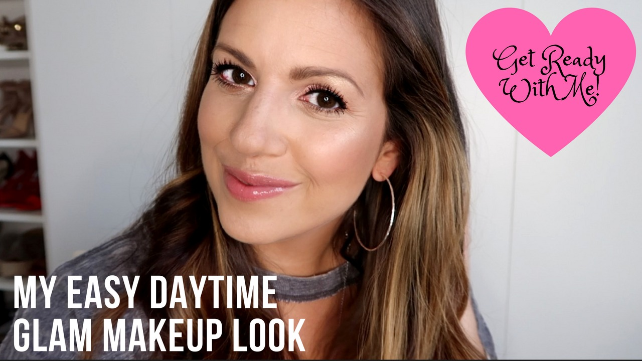 Easy Daytime Glam Makeup Look, Makeup Tutorial, Jaclyn Hill X Morphe palette, Jaime Cittadino Beauty Blogger